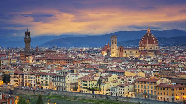 1 Visita guiada por la ciudad de Florencia para 2 adultos