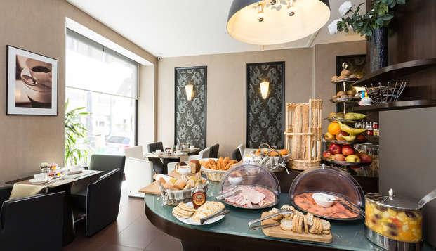 Hotel Elysees Bassano - buffet