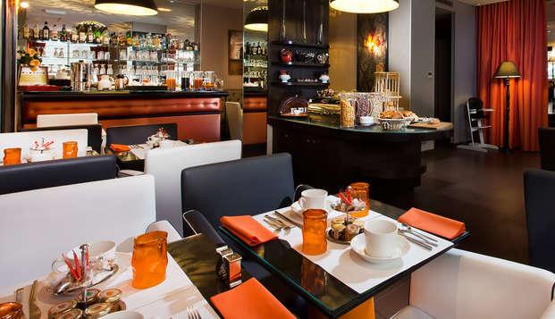 Hotel Elysees Bassano - barbuffet