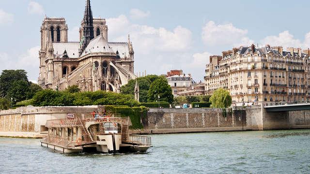 Paris et la plus belle avenue du monde s'offre à vous