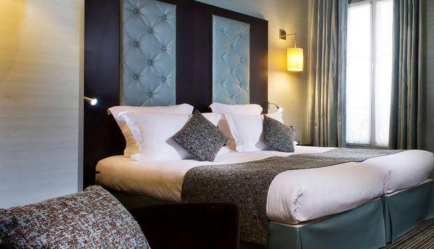 Hotel Elysees Bassano - room