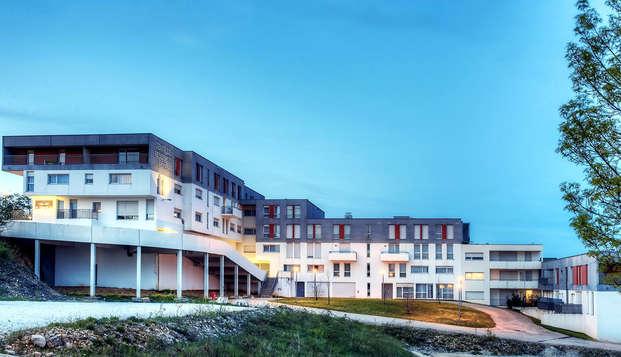 Zenitude Hotel-Residences Besancon Les Hauts du Chazal - Front