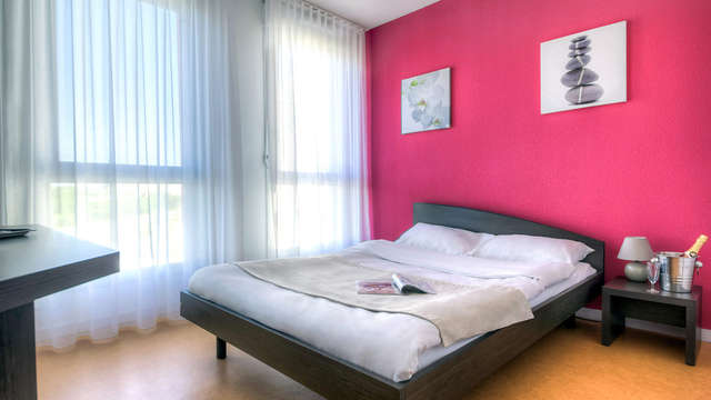Zenitude Hotel-Residences Besancon Les Hauts du Chazal - Room