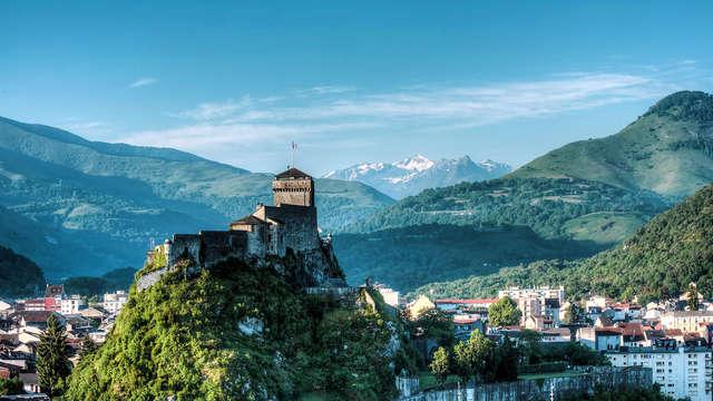 Escapade et détente à Lourdes