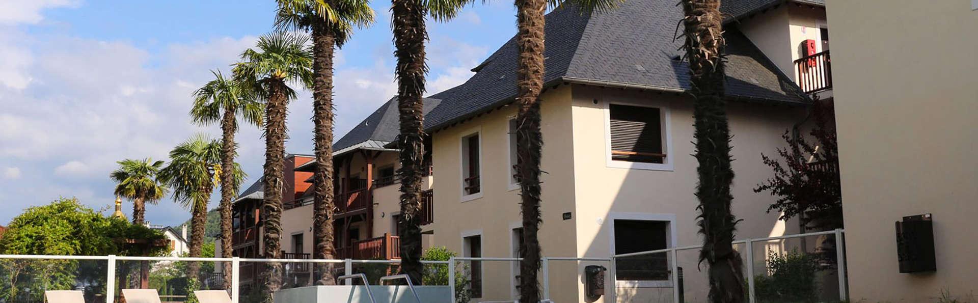 Escapade détente en famille ou entre amis dans un appartement à Lourdes