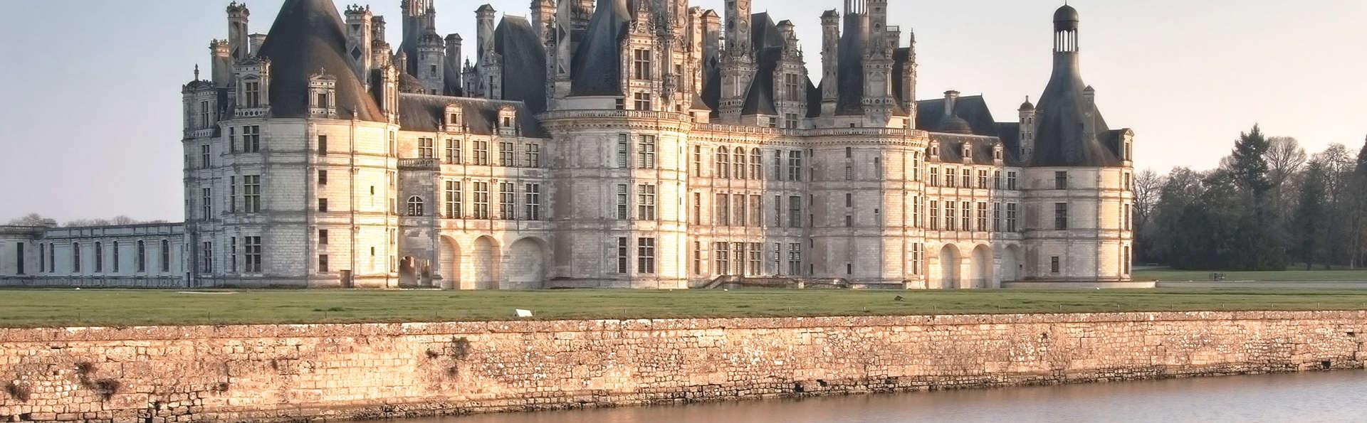 Week-end avec dîner et entrées au château de Chambord