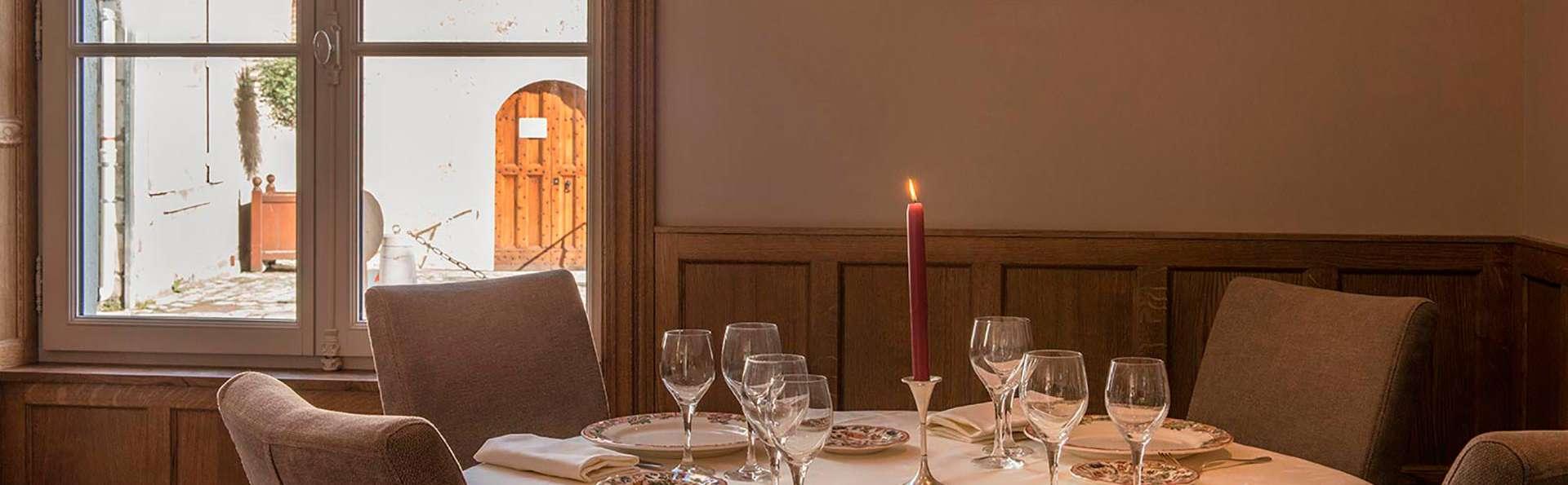 Escapade gourmande et visite du château de Chambord