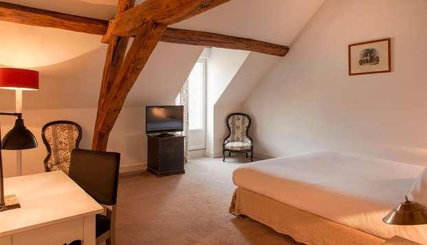 L Ecu de Bretagne - room