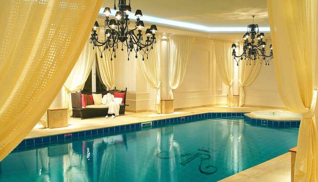 Tiara Chateau Hotel Mont Royal Chantilly - spa