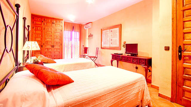 Hotel Rural Sierra Tejeda Adults Only