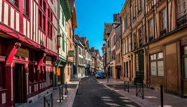 Week-end à la découverte de Troyes