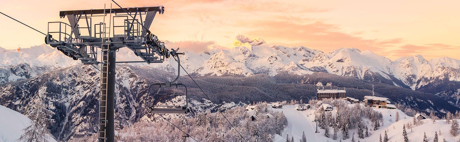 Détente et spa à la montagne entre la Plagne et les Arcs