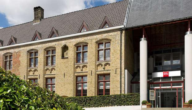 Profitez d'un séjour à Bruges pour explorer cette ville unique (à partir de 2 nuits)