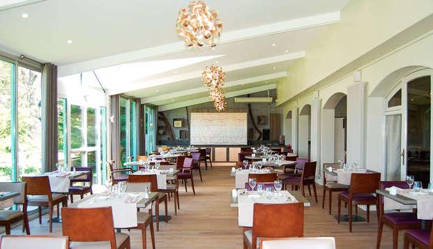 Domaine De Fompeyre - restaurant