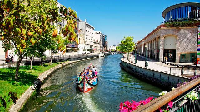 Especial Minivacaciones: Escapada con paseo en barco en la ''Venecia Portuguesa'' (desde 3 noches)