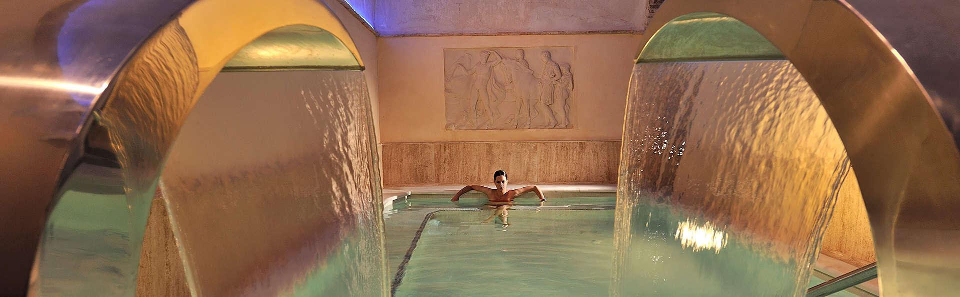 Escapada Relax en media pensión y acceso piscinas termales en Fortuna