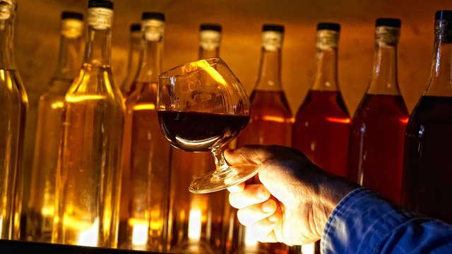 1 Visite d'une distillerie pour 2 adultes