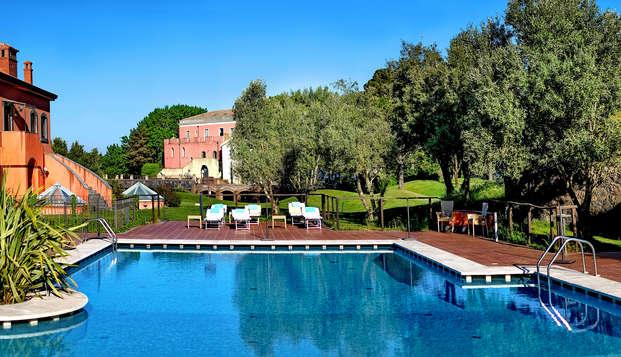 Soggiorno siciliano in un elegante resort alle pendici dell'Etna con Grimaldi (9 giorni/7 notti)