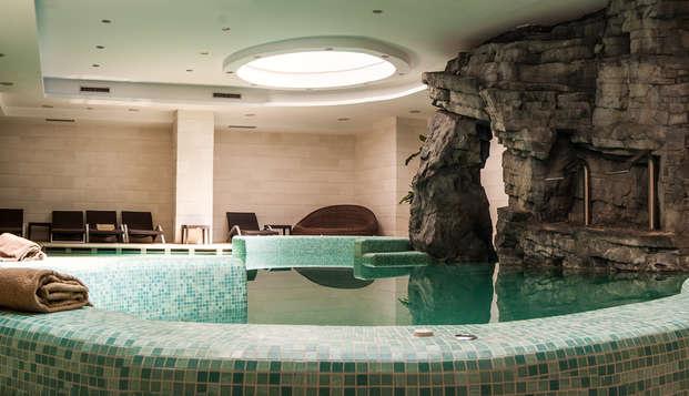 Weekend romantico sull'Etna: due notti con SPA e massaggio per due inclusi!