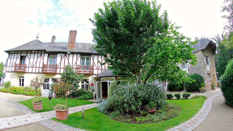 Le Manoir du Lys, The Originals Relais (Relais du Silence) - EDIT_front.jpg