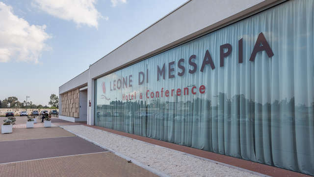 Best Western Plus Leone di Messapia Hotel Conference