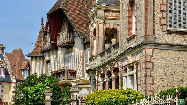 Découvrez le Calvados en famille à Dives-sur-Mer (à partir de 2 nuits)