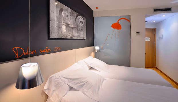 Enamórate en Tudela con esta escapada romántica con visita a la Bodega de Marqués de Montecierzo