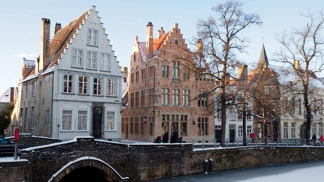 Ontdek alles over chocolade in het Choco Story museum van Brugge (vanaf 2 nachten)