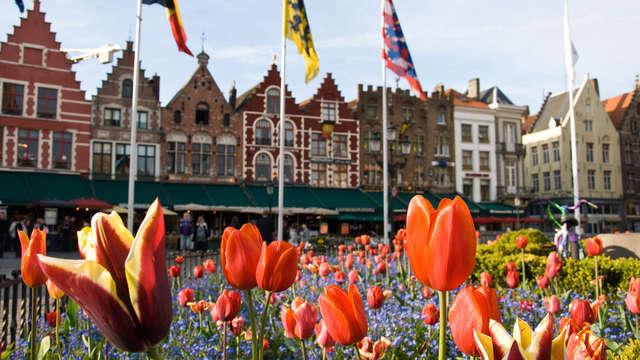 Ontdek pittoresk Brugge en bezoek het biermuseum (vanaf 2 nachten)