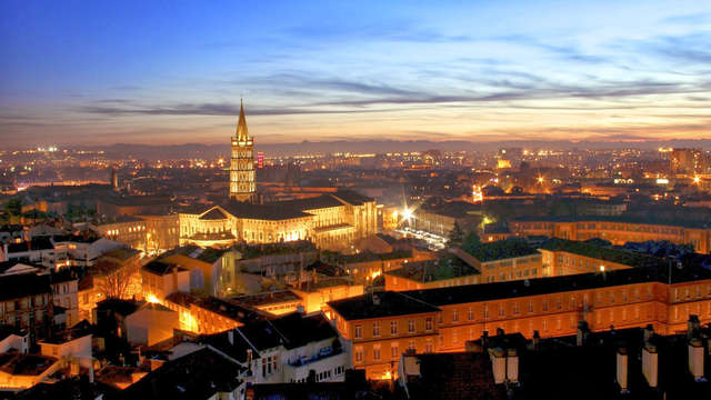 Romanticismo rodeado de chocolate, en el corazón de Toulouse