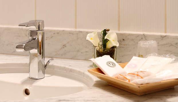 Best Western Hotel Innes - detailbath