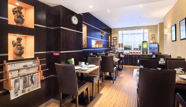 Best Western Hotel Innes - restaurant