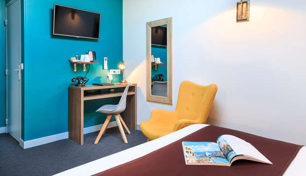 Best Western Hotel Innes - room