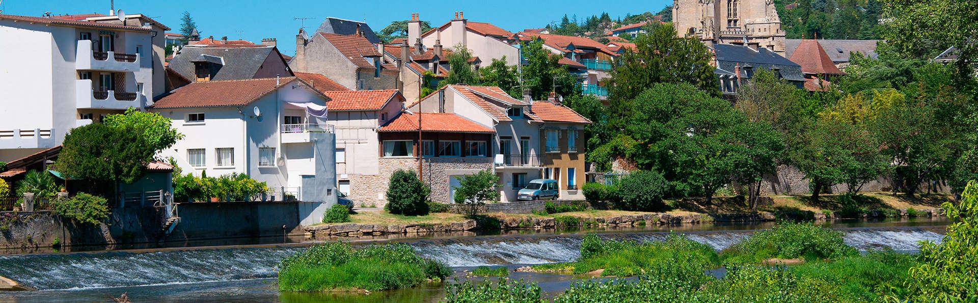 Descanso y comodidad en en Aveyron, al sur de Francia