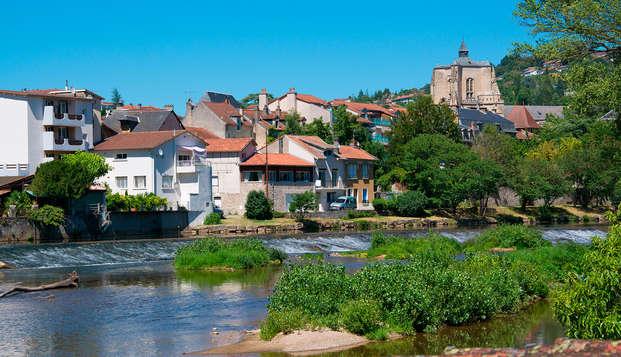 Détente et confort dans l'Aveyron