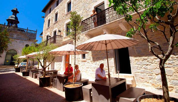 Week-end dans un hôtel design en Aveyron