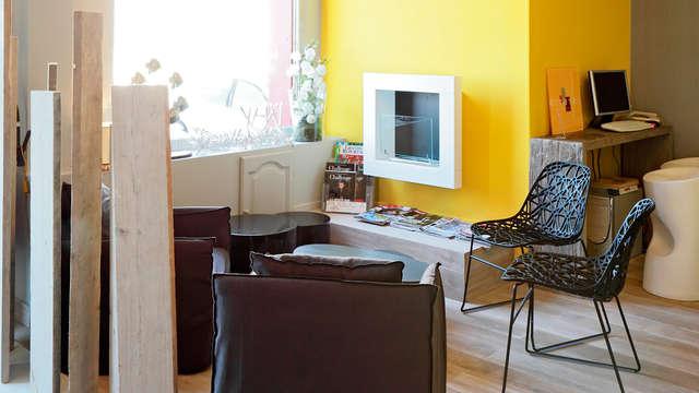 The Originals Boutique Hotel La Villa Marine Le Treport