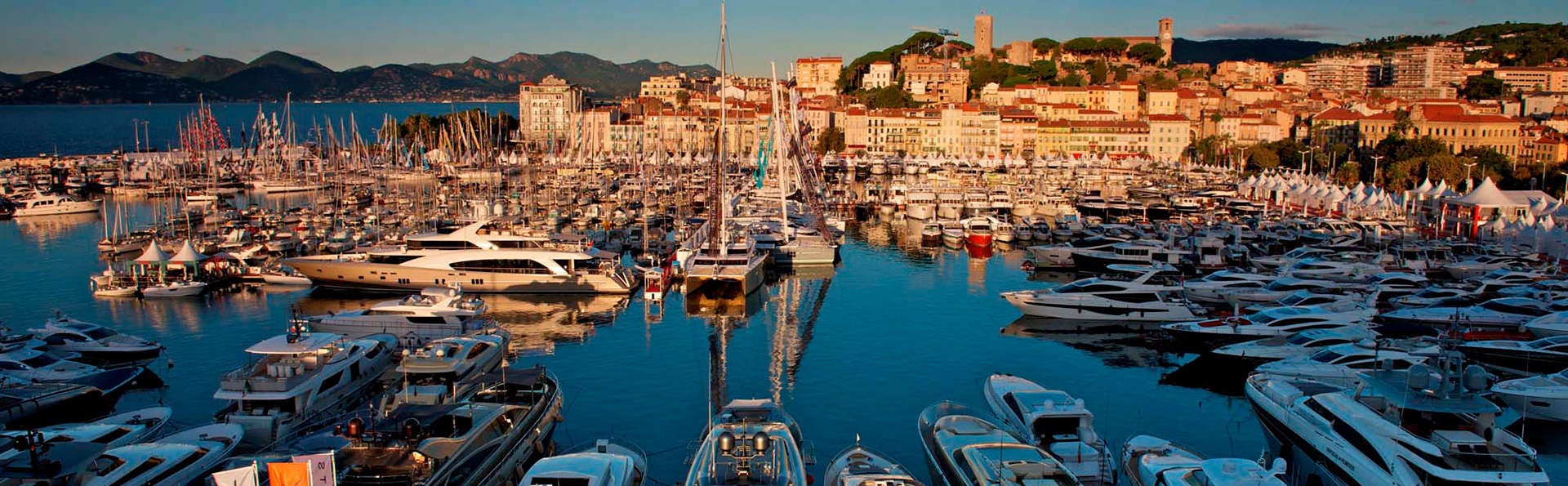 Week-end de charme en chambre supérieure à Cannes