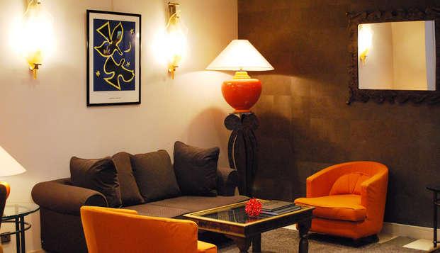 Hotel Amarante Cannes - salon