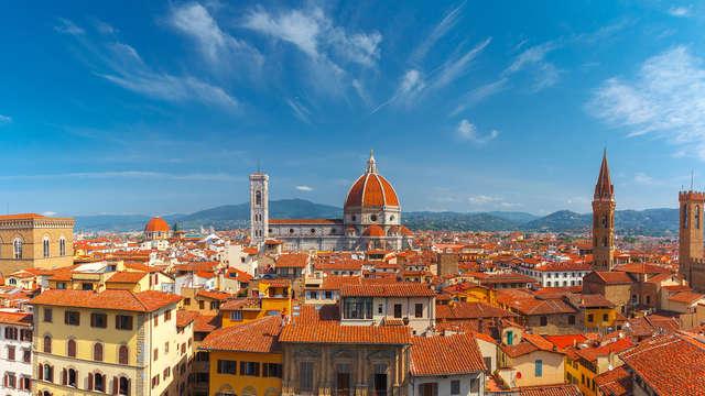 Florencia romántica y enigmática con tour incluido