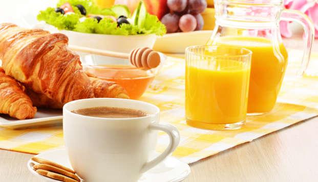 Hotel Saint-Aygulf - Breakfast
