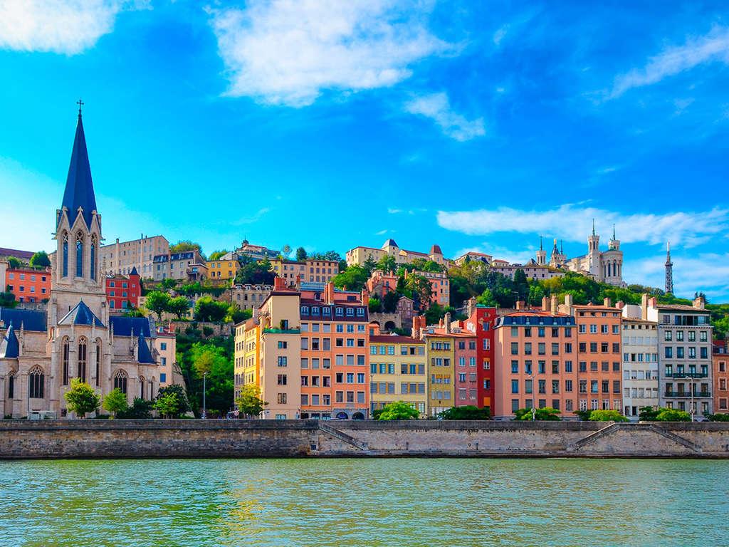 Séjour Rhône-Alpes - Week-end en suite supérieure à Lyon  - 4*