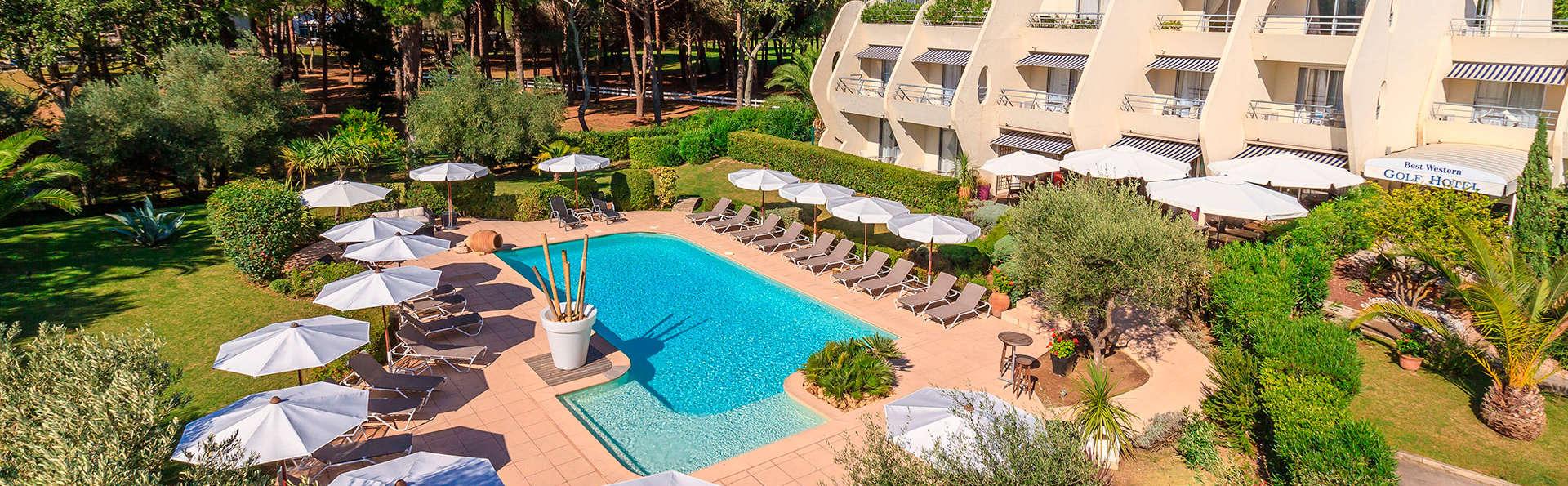 Best Western Golf Hôtel - La Grande motte - EDIT_exterior.jpg