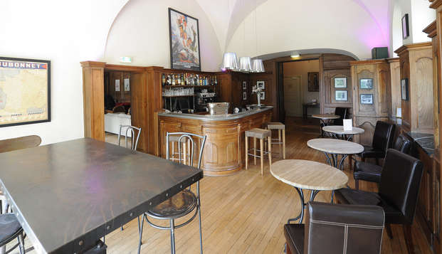 Hotel Villa Navarre - bar