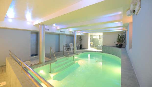 Hotel Villa Navarre - spa