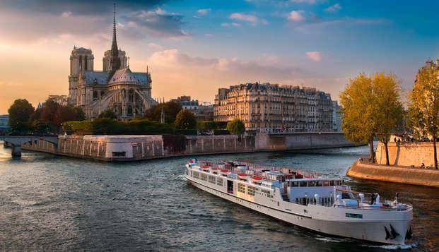 Ontdek Parijs vanaf de Seine