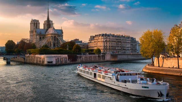 Descubre París desde el Sena