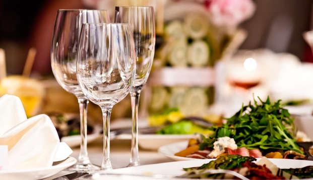 Détente et dîner à Alceda