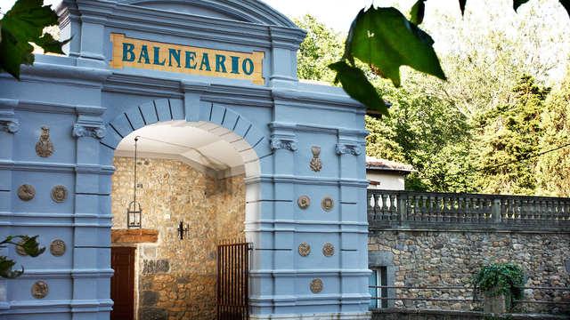 Escapada Relax con acceso ilimitado a las piscinas termales en el corazón de Cantabria