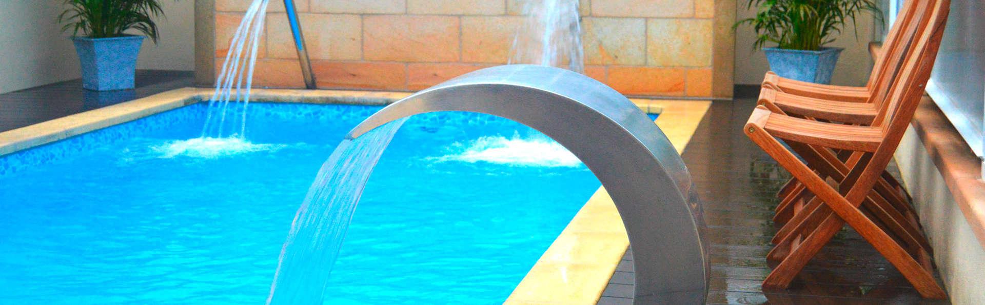 Gastronomía & Relax: Escapada con Cena y acceso ilimitado a las piscinas Termales (desde 2 noches)